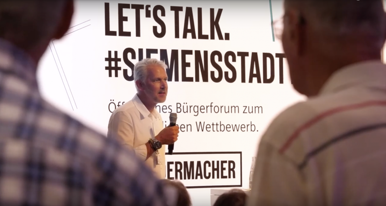 Siemensstadt 2 0 Online Voting Online Dialog Zur Siemensstadt 2 0 Burger Werden Gehort Siemens Siemensstadt